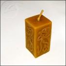 Svíčka ze včelího vosku