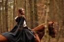 Tajemná paní lesa - záblesk